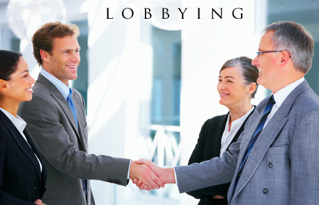 Why you shouldn't be outraged because oflobbying